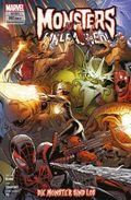 Monsters Unleashed: Die Monster sind los - Bd.2