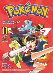 Pokémon - Die ersten Abenteuer - Bd.11