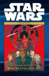Star Wars™ Comic-Kollektion, Crimson Empire - Das Blutsgericht - Tl.2