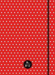 Notizbuch 15 - Polka-Dots