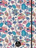 Notizbuch No. 39 - Blumen bunt