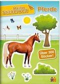 Meine Stickerwelt. Pferde