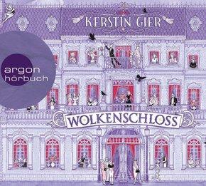 Wolkenschloss, 8 Audio-CD