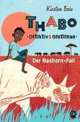 Thabo: Detektiv & Gentleman. Der Nashorn-Fall