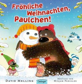 Fröhliche Weihnachten, Paulchen!