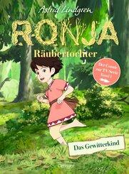 Ronja Räubertochter. Das Gewitterkind