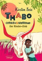 Thabo, Detektiv & Gentleman - Der Rinder-Dieb