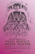 Franz Werfels andere Moderne