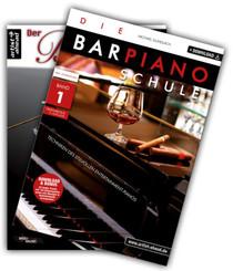 Die Bar-Piano Schule & Der Barpiano Profi, 2 Bde. + CD-ROM