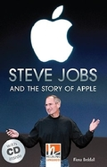 Steve Jobs and the Story of Apple, m. Audio-CD