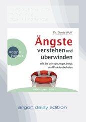 Ängste verstehen und überwinden, 1 MP3-CD (DAISY Edition)