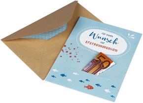 Für einen Wunsch zur Erstkommunion