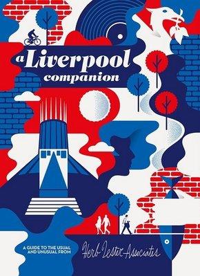 A Liverpool Companion, Map