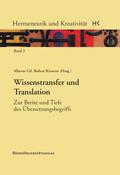 Wissenstransfer und Translation