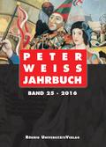 Peter Weiss Jahrbuch 2016