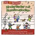 Die 30 besten Kinderlieder mit Klassikmelodien, 1 Audio-CD