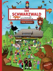 Der Schwarzwald wimmelt - Wimmelbuch