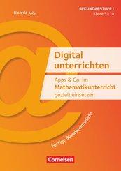 Digital unterrichten - Klasse 5-10