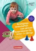 Bewegungslandschaften zum aktiven Ausprobieren für Unter-3-Jährige