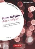 Meine Religion + deine Religion