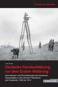 Deutsche Feindaufklärung vor dem Ersten Weltkrieg