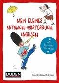 Mein kleines Mitmach-Wörterbuch Englisch