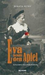 Eva behält den Apfel