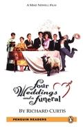 Four Weddings and a Funeral - Englisch-Lektüre für Fortgeschrittene ab B2