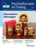 Psychotherapie im Dialog (PiD): Dissoziative Störungen; Nr.3/2017