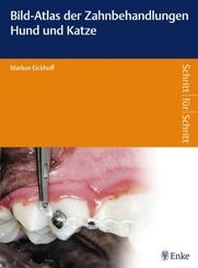 Bild-Atlas der Zahnbehandlungen Hund und Katze