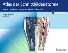Atlas der Schnittbildanatomie - Bd.3