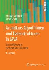 Grundkurs Algorithmen und Datenstrukturen in JAVA