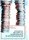 Die Machbarkeitsstudie als Entscheidungshilfe für langfristige Investitionen. Dargestellt am Beispiel einer Golfanlage