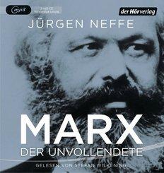 Marx. Der Unvollendete, 3 MP3-CDs