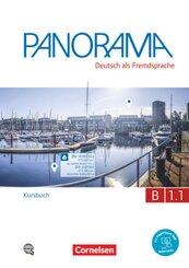 Panorama - Deutsch als Fremdsprache: Kursbuch; B1.1 - Tl.1