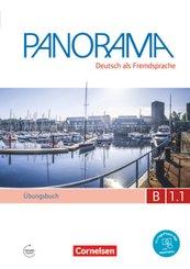 Panorama - Deutsch als Fremdsprache: Übungsbuch DaF mit Audio-CD; B1.1 - Tl.1