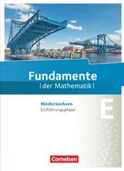 Fundamente der Mathematik, Gymnasium Niedersachsen G9: Einführungsphase, Schülerbuch