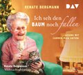 Ich seh den Baum noch fallen. Renate Bergmanns Weihnachtsabenteuer, 1 Audio-CD