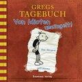 Gregs Tagebuch - Von Idioten umzingelt!, Audio-CD