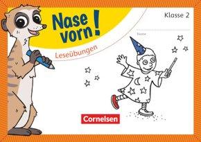 Nase vorn! - Deutsch - Übungshefte - 2. Schuljahr