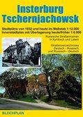 Stadtplan Insterburg / Tschernjachowsk