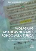 Wolfgang Amadeus Mozarts Rondo alla turca, Bearbeitung für Gitarre