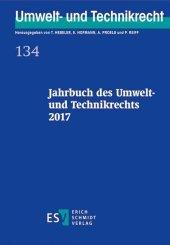 Jahrbuch des Umwelt- und Technikrechts 2017