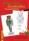 Weihnachtliche Zendoodles für Grundschulkinder