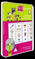 Selbstständig Deutsch lernen ohne Vorkenntnisse - Einfache Wörter: zu Hause, 1 CD-ROM (Schullizenz)