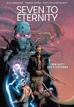 Seven to Eternity - Der Gott des Flüsterns