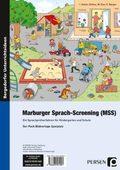 Marburger Sprach-Screening (MSS) - Bildvorlagen (5 Exemplare)