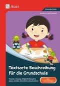 Textsorte Beschreibung für die Grundschule
