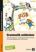 Grammatik entdecken
