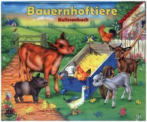 Bauernhof-Kulissenbuch
